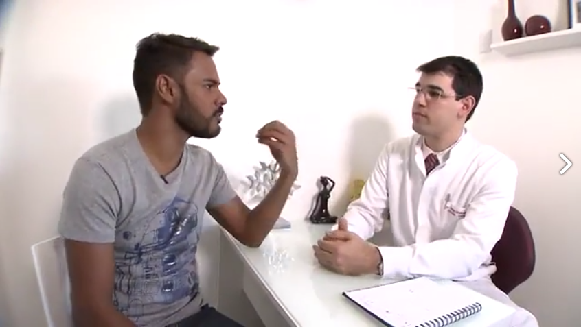 O especialista Diego Wildberger no Programa Aprovado falando sobre Hipnose.