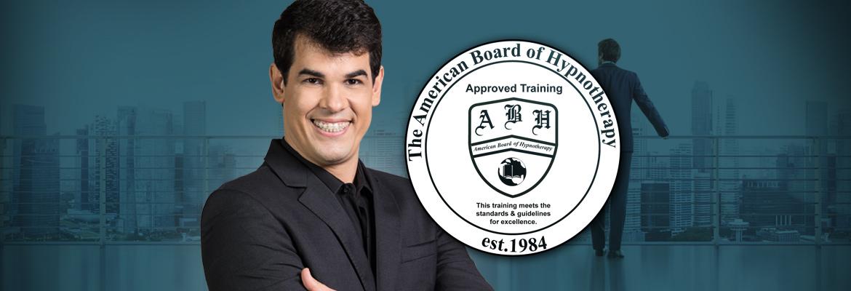 Hipnoterapeuta baiano certificado pelos EUA